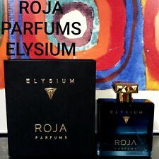ROJA PARFUMS ELYSIUM 1, 2, 3, 5, 7  & 10ML SPRAY