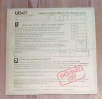 """UB40 – Signing Off 2X Vinyl LP Album + 12"""" 33rpm 1980 Graduate – GRADLP 2"""