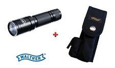 Walther TACTICAL 250 Taschenlampe mit Gürtelholster - Nachfolger Tactical Pro -
