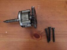 YAMAHA YZF 600R THUNDERCAT 1997 Bomba de aceite del motor con tornillos fijación