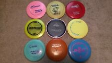 Disc Golf Disc Lot, Discraft, Innova, Axiom Discs, DGA 10 Disc's