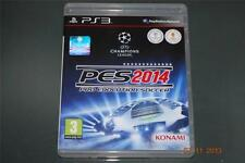 Videojuegos Pro Evolution Soccer Sony PlayStation 3 PAL