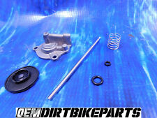 Accelerator Pump Cover Kit Upgrade Fuel Diaphragm Keihin FCR Carb carburetor