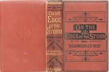 MARGARET ROBERTS ON THE EDGE OF THE STORM FREDERICK WARNE HARDBACK