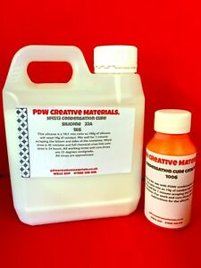 RTV Mould Making Rubber PDW 4513 22A Condensation Cure Silicone 1.1 KG Kit