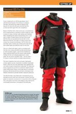 Drysuit.    HAMMOND HDS Pro-Elite. Ex- product test sample, used once. Diving