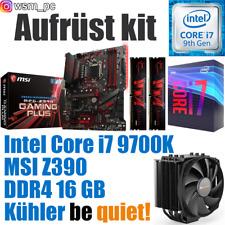🅸🅽🆃🅴🅻 Core i7 9700K ● MSI Z390 Mainboard ● 16GB RAM ● Intel PC Bundle Kit