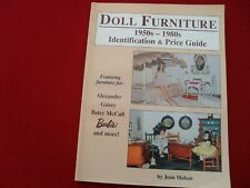 DOLL FURNITURE 1950-1980  BARBIE GINNY ALEXANDER