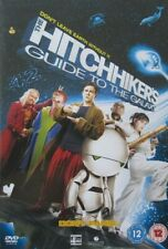 THE HITCHHIKER'S GUIDE TO THE GALAXY - 2 DVD