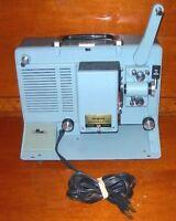 Vintage Argus Showmaster 500 8mm Movie Projector Model 450