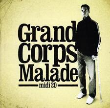 CD audio.../...GRAND CORPS MALADE.../....MIDI 20....
