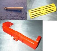 Lego Duplo Mähdrescher ( 4973 )  Ersatzteile Walze Halterung Rohr