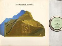 INCANTATION cacharpaya: panpipes of the andes CODA 20 uk 1985 LP PS EX/EX-