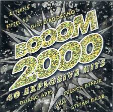 Musik Doppel CD Sampler Booom 2000 -The Second