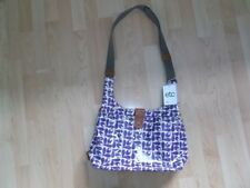 Orla Kiely Floral with Magnetic Snap Handbags