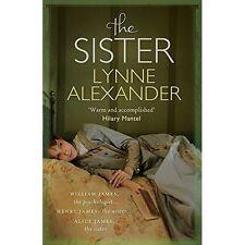 The Sister, New, Lynne Alexander Book