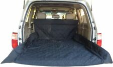 Cargo Liner For Dog Pet Quilted Padded for Suv Truck Mini Van 52�W x 93�L Black