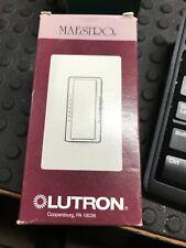 Lutron Ma-1000-Iv Maestro 1000 Watts Dimmer, Ivory