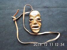 Karnevalsorden ** KG WIKA - Windhoek / Namibia ** 2001 - Holzmaske