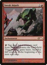 * Foil * MTG Sneak Attack NM - Judge Promo
