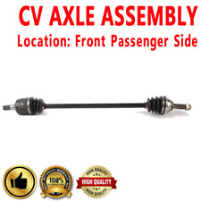 Front Passenger Side Right CV Joint Axle Assembly For HYUNDAI ACCENT 1995-2001