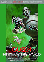 Queen NEWS OF THE WORLD Expanded Collector's Edition [2CD+1DVD]