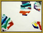 Framed Sam Francis Untitled 13 Giclee Canvas Print Paintings Poster Reproduction