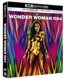Wonder Woman 1984 (4K Ultra HD + Blu-Ray Disc)
