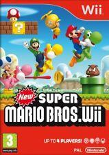 JUEGO WII NEW SUPER MARIO BROS WII 5872798