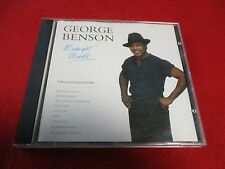 """CD """"GEORGE BENSON - MIDNIGHT MOODS, THE LOVE COLLECTION"""" best of"""