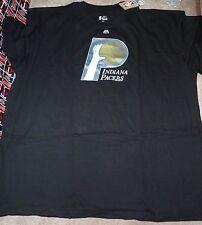 NEW NBA Indiana Pacers Basketball T Shirt Men 5XL XXXXXL BIG & TALL NEW NWT