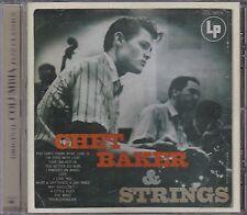 CHET BAKER - CHET BAKER & STRINGS - CD - NEW