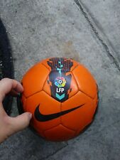 Nike 2011 orange soccer ball from the Lfp size 5
