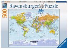 Ravensburger 14755 -  Mapa político - 500 piezas