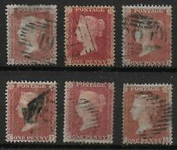 1d STARS-LCp14-FU. C Row Positions B,C,E,F,J,L.Within SG29-33 or 37-42. Ref.0948