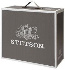 STETSON Hutschachtel Karton Hutkoffer Hutbox Hut aufbewahren lagern hat box case
