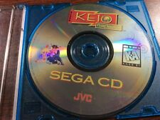JVC Keio Flying Squadron Sega CD Disk Only
