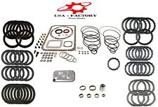 DELUXE TRANSMISSION REBUILD KIT FOR ALLISON AT540, 542, 545  WITH SHALLOW PAN