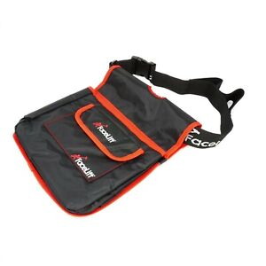 FaceLift Multi Pocket Tool Belt Pouch Window Cleaning Cloth Holder Zip with Belt