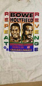 Bowe vs Holyfield November 5, 1993 caesars palace