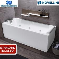 3S VASCA DA BAGNO STANDARD DA INCASSO NOVELLINI CALOS 2.0 VARIE MISURE NUOVA
