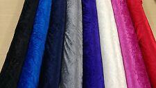 Crushed Velvet Fabric Premium Quality Craft Curtain Stretch Velour Material