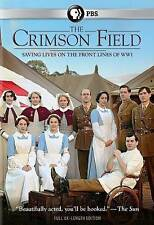 The Crimson Field (DVD, 2015, 2-Disc Set, UK Edition) Brand New