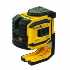 Stabila LAX300 Cross Line Plus Plumb Point Laser red laser
