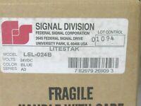 Federal Signal Corporation LSL-024B Federal Signal Litestak Light Module [CTOKT]
