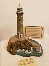 Harbour Lights 193 Longships, England Lighthouse, Coa, Box Low #176 c. 1997