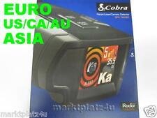 COBRA SPX 7800BT 7800 BT EU RADARWARNER RIVELATORE RADAR LASER CAMERA DÉTECTEUR