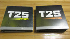 T25 Beachbody Replacement Discs Get it Done Alpha/Beta/Gamma free shipping pick1