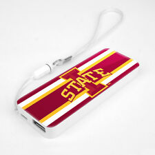 Iowa State Cyclones PowerBank Travel Charger - Cell Phone Portable Battery Pack