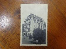 CARTOLINA RONZONE TRENTINO HOTEL REGINA BOSCO VIAGGIATA DEL 1935 SUBALPINA CCC